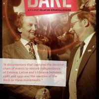 Ielūgums uz dokumentālo filmu 'Those Who Dare' (2015)