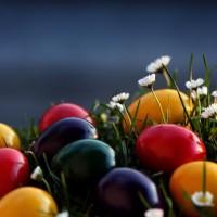 Latviešu biedrība Beļģijā novēl visiem saulainas un mierīgas Lieldienas kopā ar saviem mīļajiem