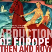 """Konference """"Eiropas nolaupīšana: toreiz un tagad"""" Eiropas Parlamentā"""