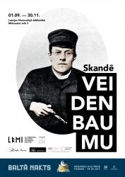 """LU LFMI akcija """"Skandē Veidenbaumu!"""" atvērta tiešsaistē"""