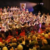 Stokholmā krāšņi izskanējuši Latviešu Reģionālie Kultūras svētki Eiropā Latvijas Simtgadei, Ziemeļeiropas reģionā