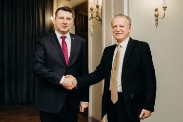 Rīgas Latviešu biedrība ieskandina 150. jubilejas gadu