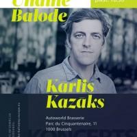 Dziesmu autora Kārļa Kazāka un čellistes Undīnes Balodes  koncerts Briselē – 25/04/2018