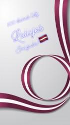 100 dienas līdz Latvijas simtajai dzimšanas dienai! Latviešu biedrība Beļģijā aicina svinēt svētkus kopā!