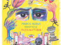 """Mārcis Auziņš koncertsērija """"Aizrautība"""" – 20.februārī, Briselē"""