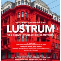 """Dokumentālās filmas """"LUSTRUM"""" seanss Briselē -19.03.2019"""