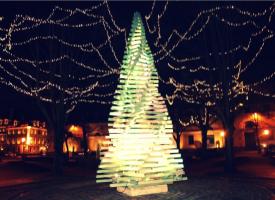Ziemassvētku sajūtas Rīgā un Ieriķos