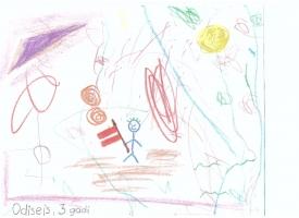 """Zīmējumu konkurss """"Mana Latvija"""" 18/11/2016"""