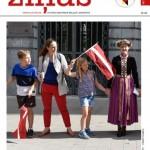 Beļģijas latviešu ziņas novembris 2019