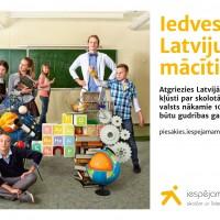 Iespējamā misija aicina jauniešus atgriezties un iedvesmot Latviju mācīties!