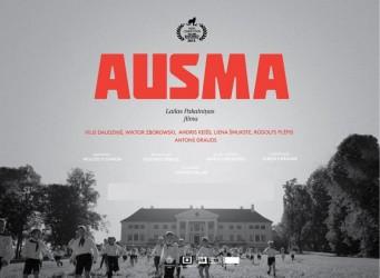 """Lailas Pakalniņas spēlfilma """"AUSMA"""" Briselē"""