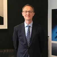 Virtuāla tikšanās ar Latvijas vēstnieku Beļģijā un Luksemburgā Andri Razānu
